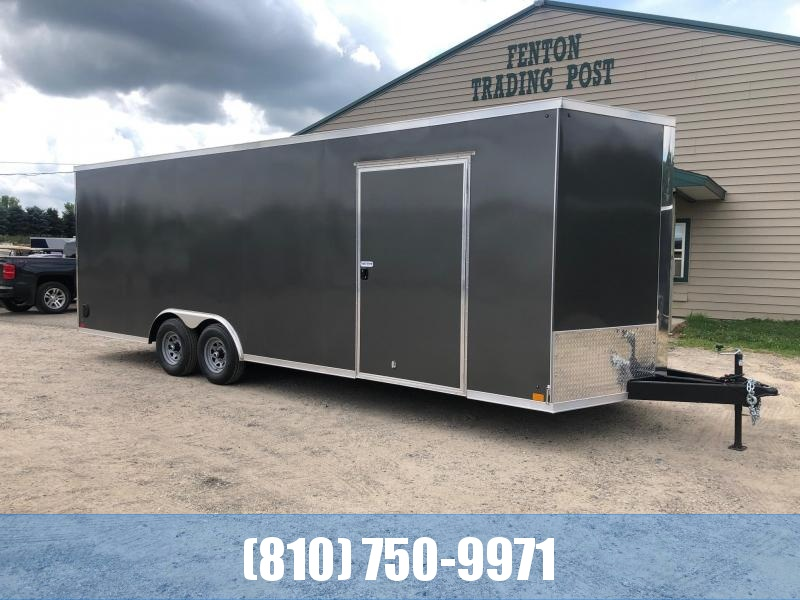 2022 Cross Trailers 8.5 x 24 TA Enclosed Cargo Trailer