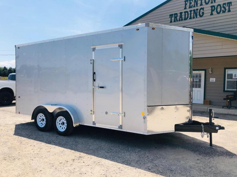 2021 Interstate 1 Trailers IFC 7X16 Enclosed Cargo Trailer