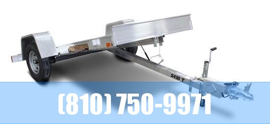 2021 Aluma 5410 Tilt Utility Trailer