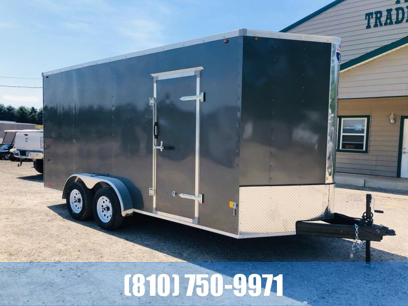 2021 Interstate IFC7X16 Enclosed Cargo Trailer