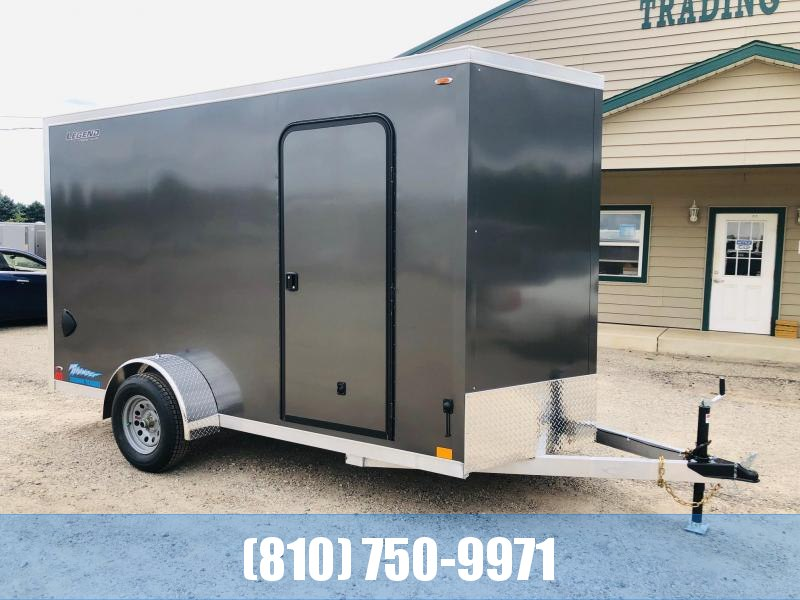2021 Legend Trailers 6X13 Thunder Enclosed Cargo Trailer
