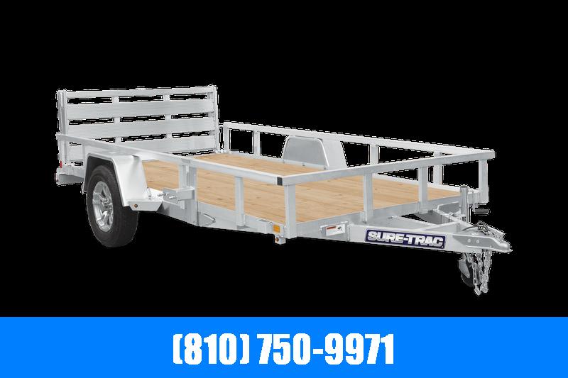 2021 Sure-Trac 6X12 Aluminum Utility Trailer