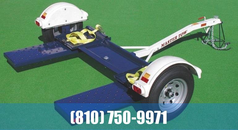 2021 Master Tow Model 80THD Tow Dolly with Surge Brakes