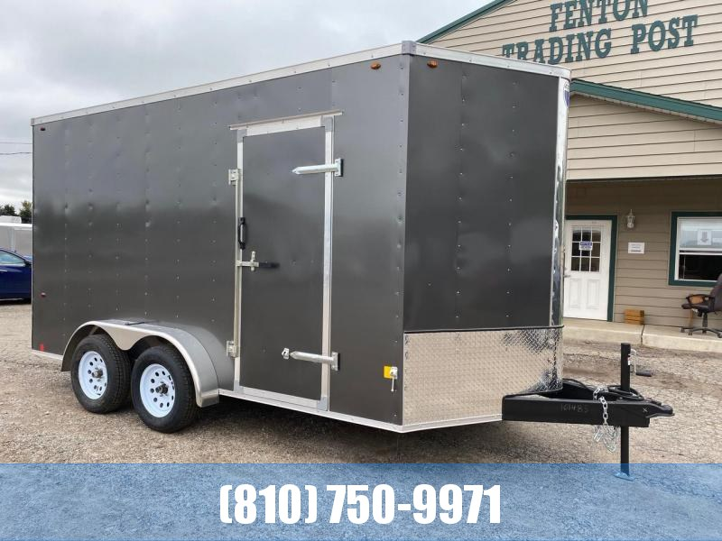 2021 Interstate 1 Trailers 7x14 Enclosed Cargo Trailer