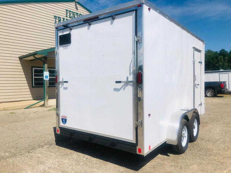 2021 Interstate IFC 7x14 Enclosed Cargo Trailer