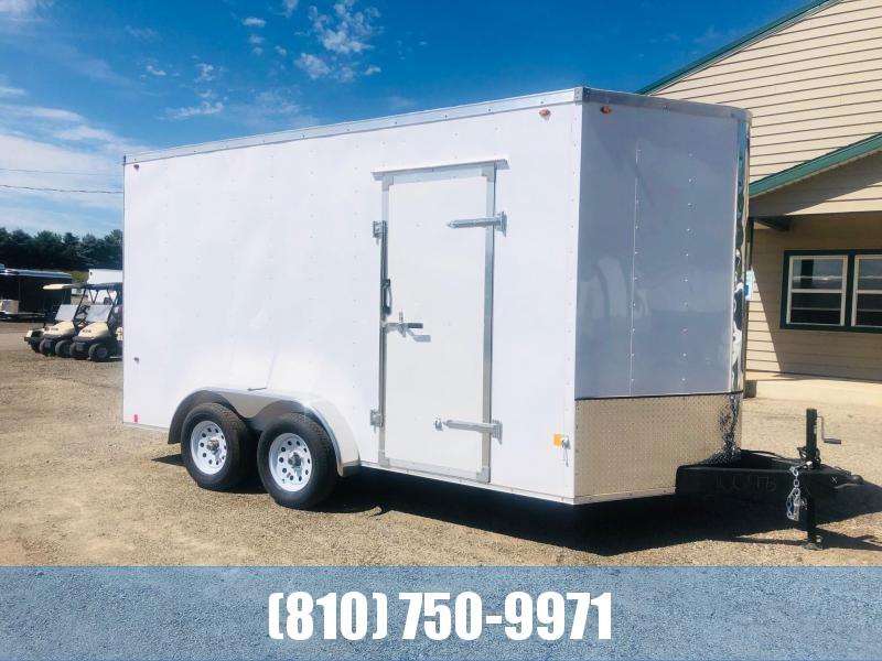 2021 Interstate IFC 7x14 Enclosed Cargo Trailer