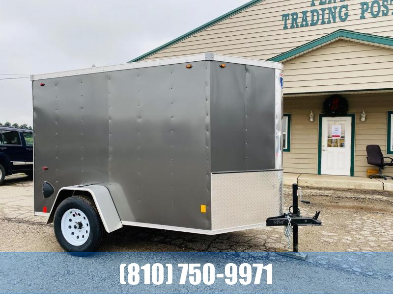 2021 Interstate 1 Trailers IFC5x8 Enclosed Cargo Trailer
