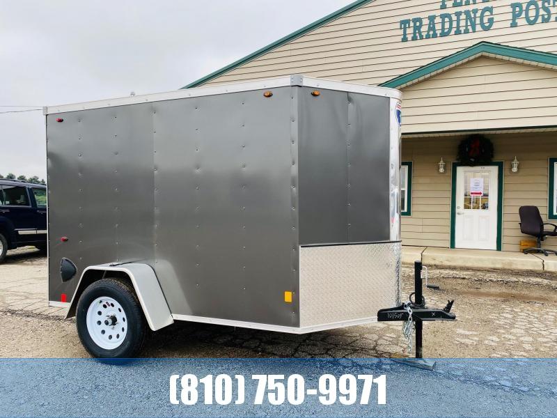 2021 Interstate 1 Trailers IFC5x8 Enclosed Cargo Trailer