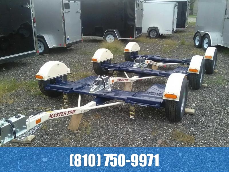 2021 Master Tow Car Dolly with Electric Brakes