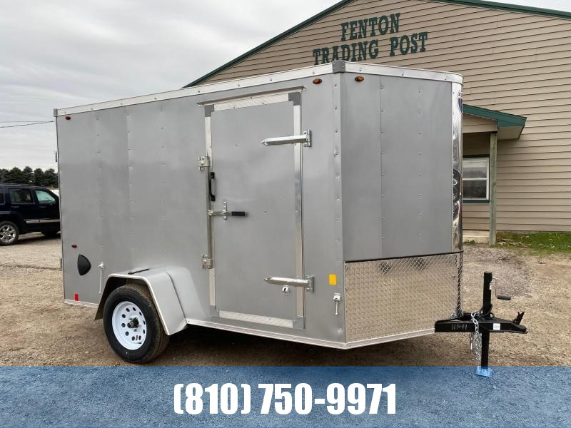 2021 Interstate IFC6X10 Enclosed Cargo Trailer with Double Doors