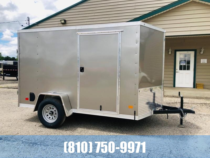2021 Darkhorse Cargo 6x10 Enclosed Cargo Trailer