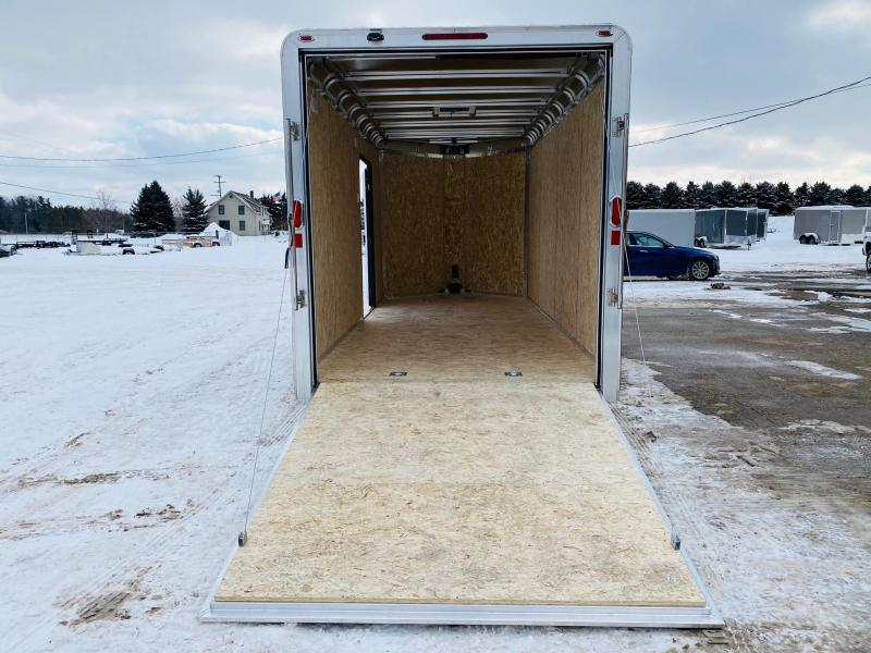 2021 Legend Trailers 7x19 (16' Box + 3' V-Nose) Enclosed Cargo Trailer