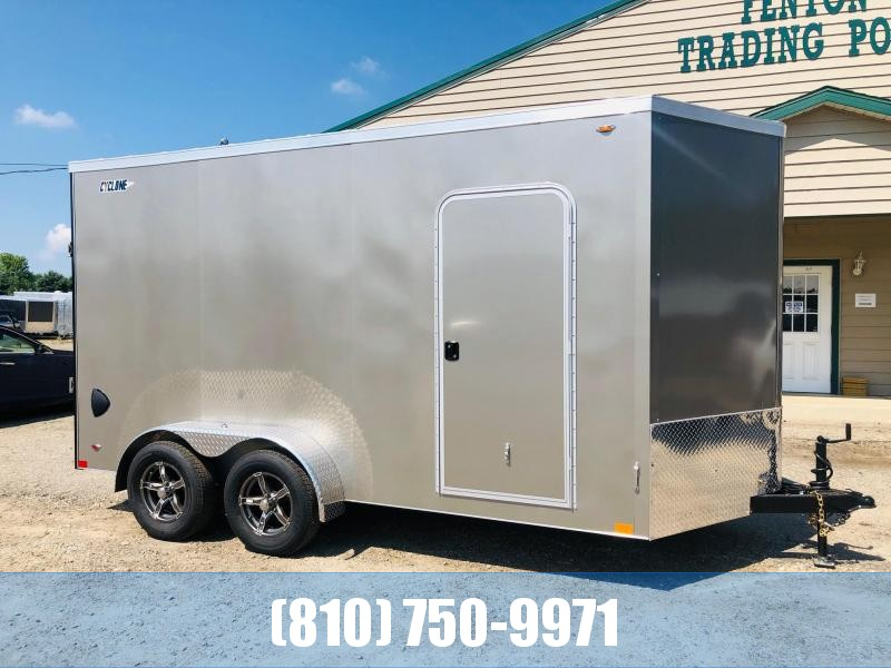 2021 Legend Trailers 7X16 Cyclone Enclosed Cargo Trailer