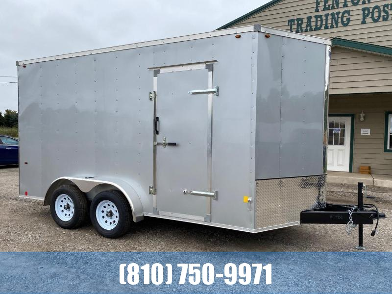 2021 Interstate 1 Trailers IFC7X14 Enclosed Cargo Trailer