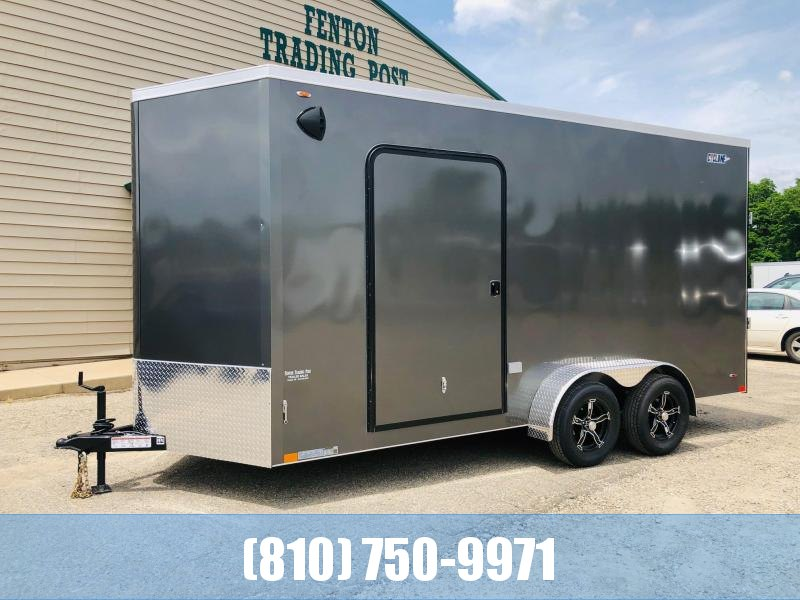 2021 Legend Trailers 7X18 Cyclone Enclosed Cargo Trailer