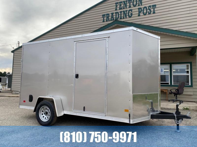 2021 Darkhorse Cargo 6.5x12 Enclosed Cargo Trailer