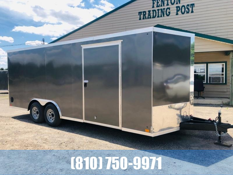 2021 Cross Trailers 8.5 x 20 TA Enclosed Cargo Trailer