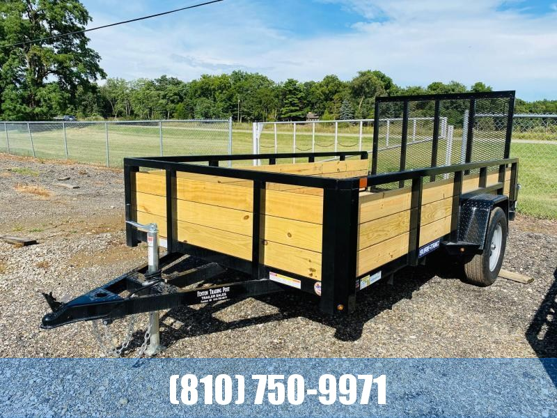 2021 Sure-Trac 6x12 3-Board Utility Trailer