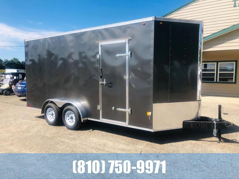 2021 Interstate 1 Trailers IFC 7X16 Enclosed Cargo Trailer