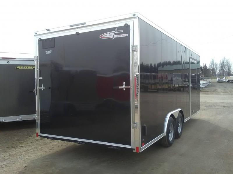 2021 Cross Trailers 8.5 x 20 Car / Racing Trailer