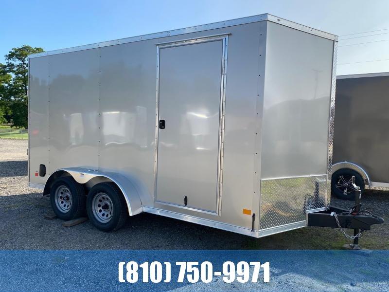 2021 Darkhorse Cargo 7X14 Enclosed Cargo Trailer