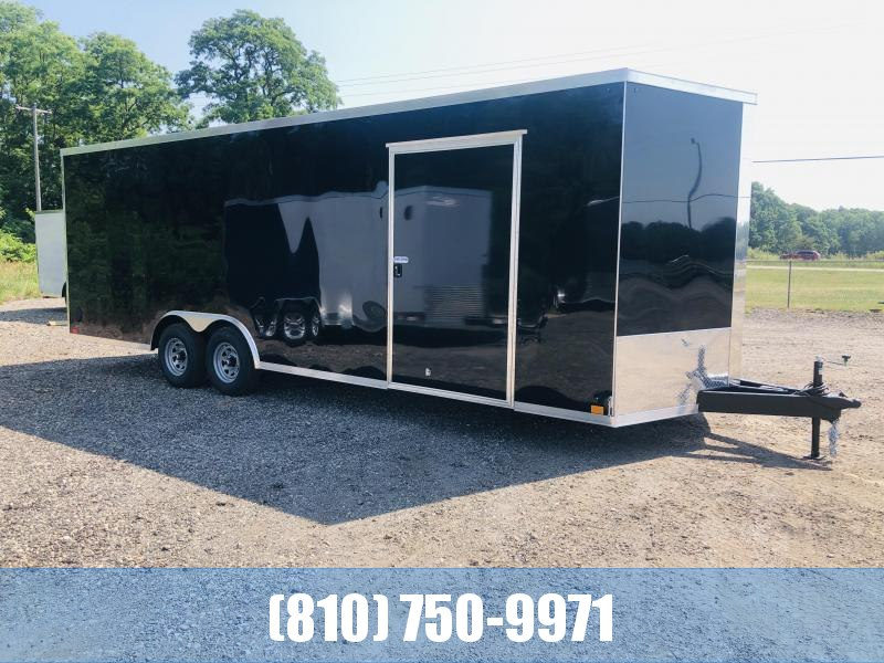 2021 Cross Trailers 8.5 x 26 TA Enclosed Cargo Trailer
