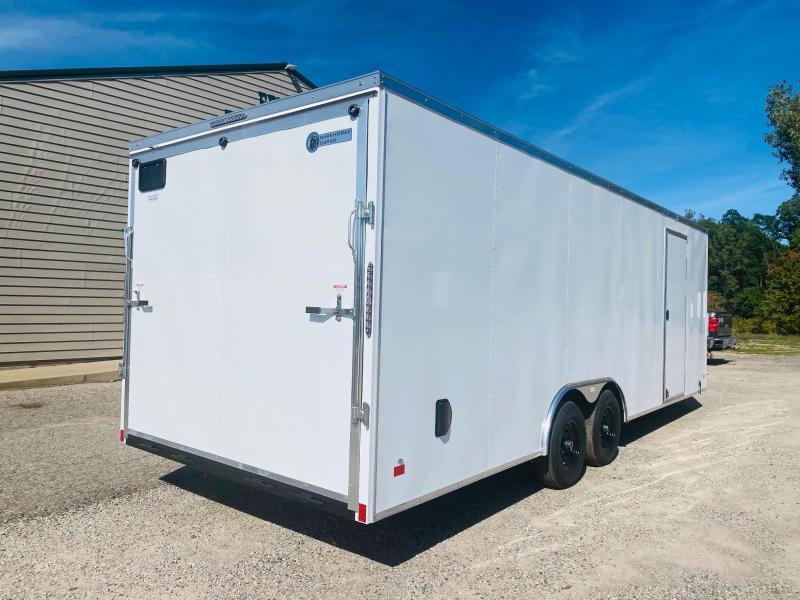 2022 Darkhorse Cargo 8.5'X24' 2500 Series Car Hauler / Racing Trailer