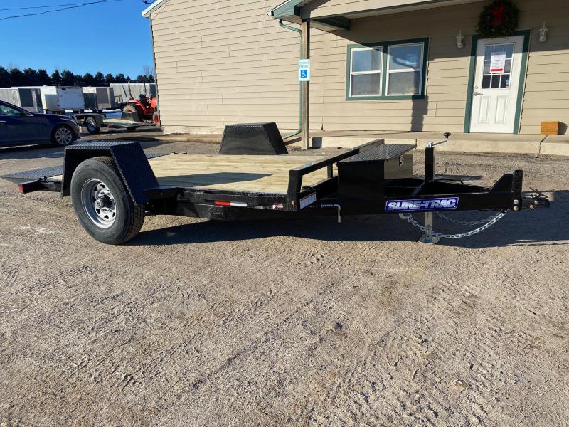 2021 Sure-Trac 6.5x12 Tilt Equipment Trailer