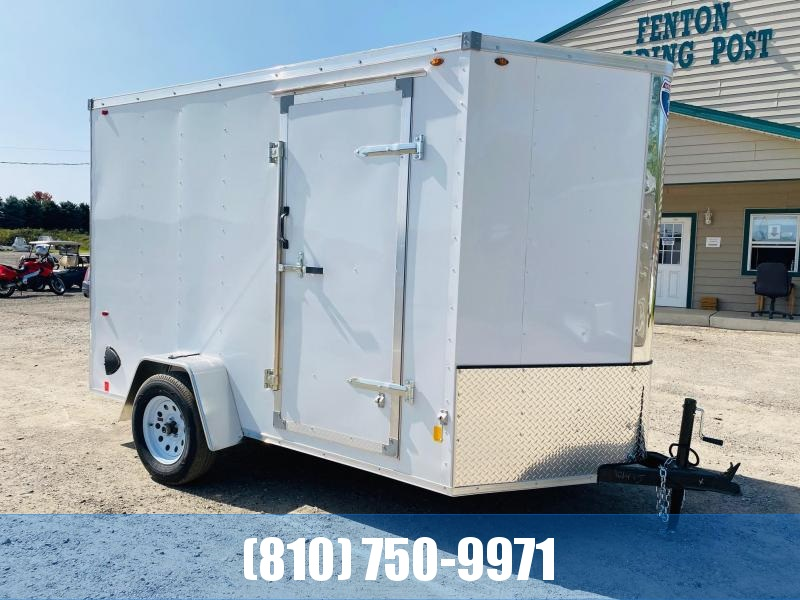 2021 Interstate IFC6X10 Enclosed Cargo Trailer