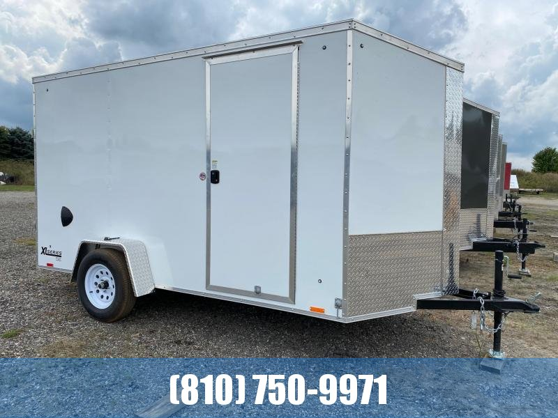 2021 Cargo Express 6x12 Enclosed Cargo Trailer