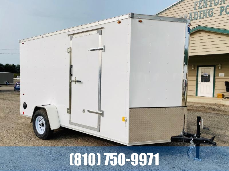 2021 Interstate IFC6X12 Enclosed Cargo Trailer