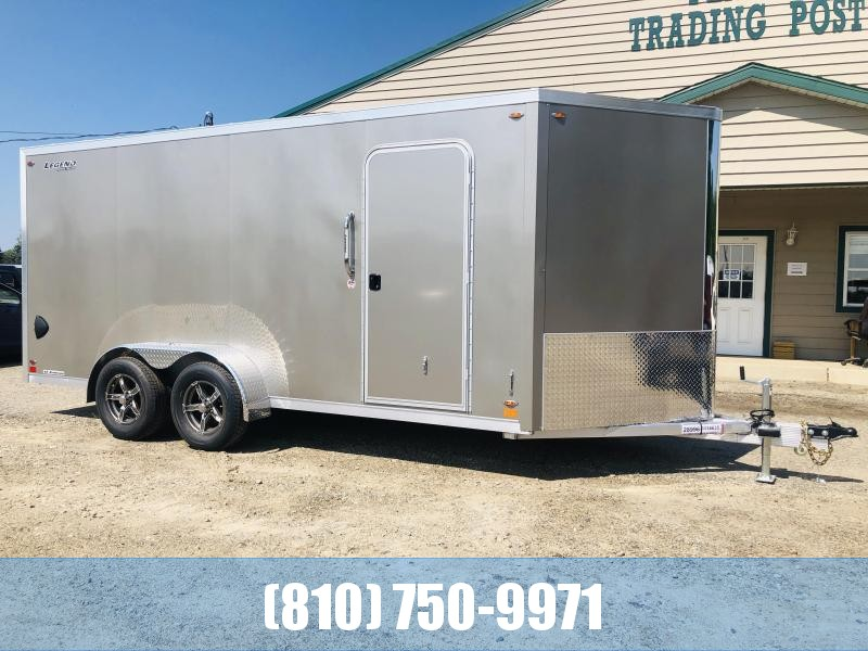 2021 Legend Trailers 7X19FTVTA35 Enclosed Cargo Trailer