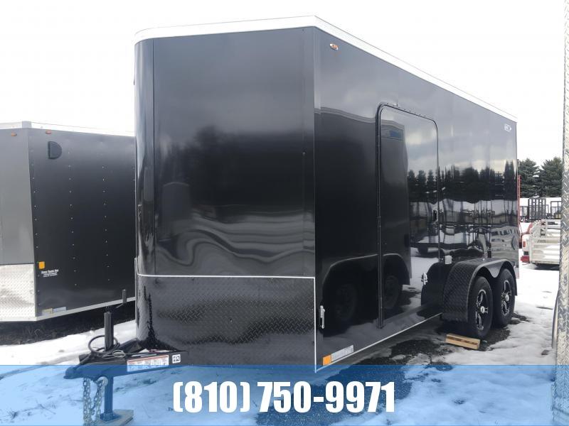 2020 Legend Manufacturing STV7X18TA35 Enclosed Cargo Trailer