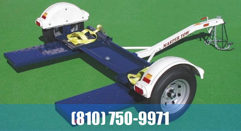 2021 Master Tow 80THD Tow Dolly with Electric Brakes