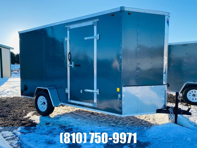 2021 Interstate IFC 6X12 Enclosed Cargo Trailer
