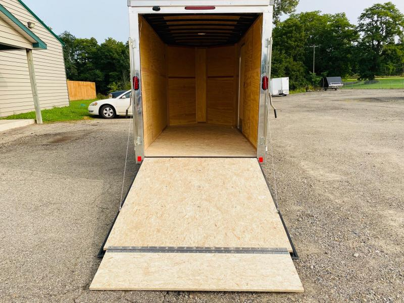 2021 Interstate IFC 6X12 Enclosed Cargo Trailer
