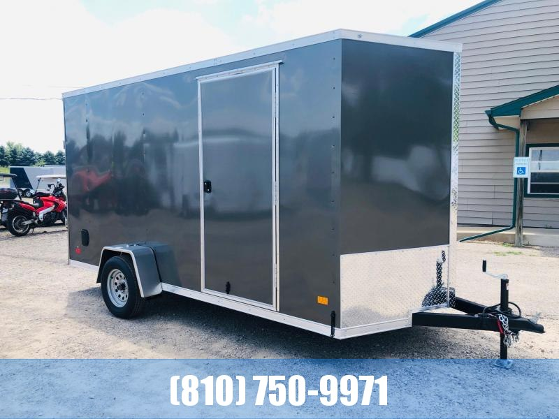 2021 Darkhorse Cargo 6.5x14 Enclosed Cargo Trailer