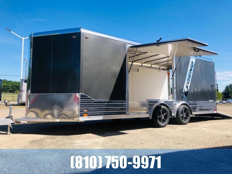 2021 Legend Trailers 8X23DVNTA35 Enclosed Cargo Trailer