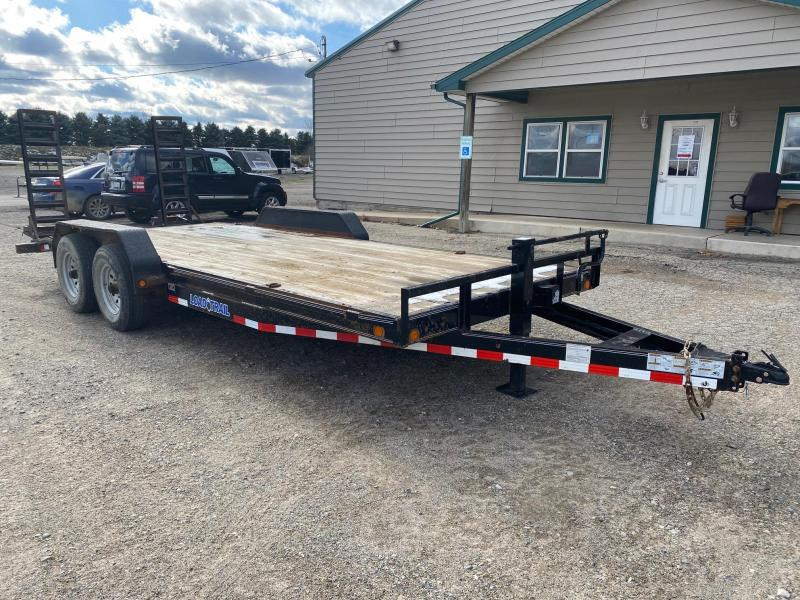 2015 Load Trail 7x20 14K Equipment Trailer