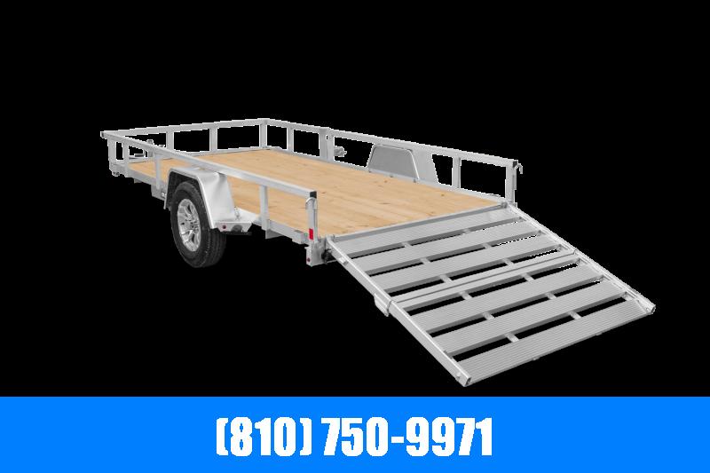 2021 Sure-Trac 6X10 Aluminum Utility Trailer