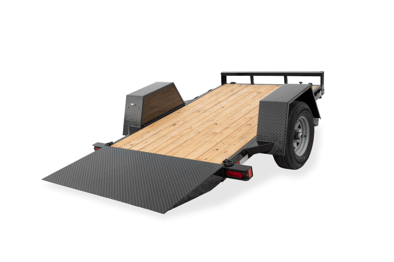 2021 Sure-Trac 5X10 6K Equipment Trailer