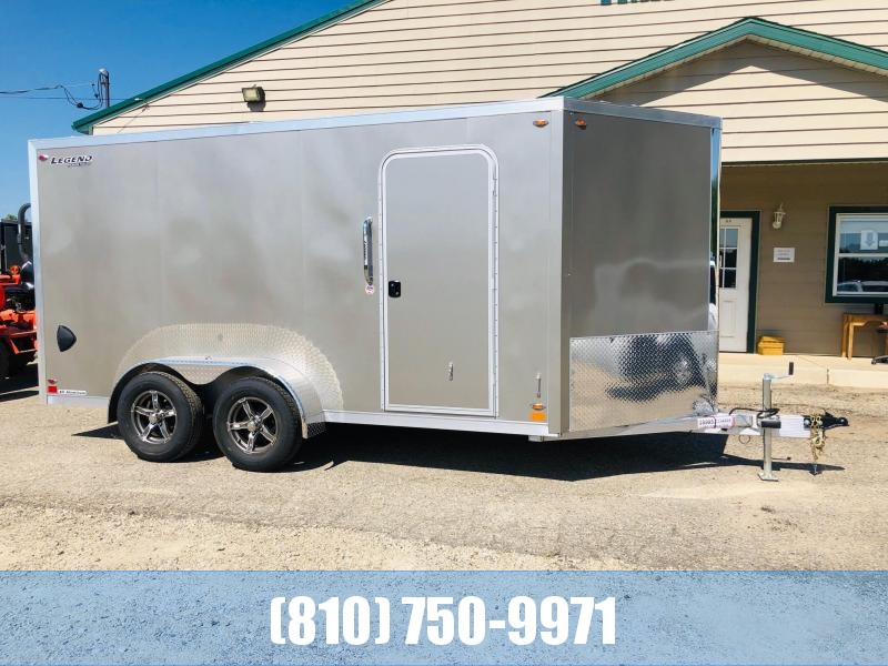 2020 Legend Trailers 7X17FTVTA35 Enclosed Cargo Trailer
