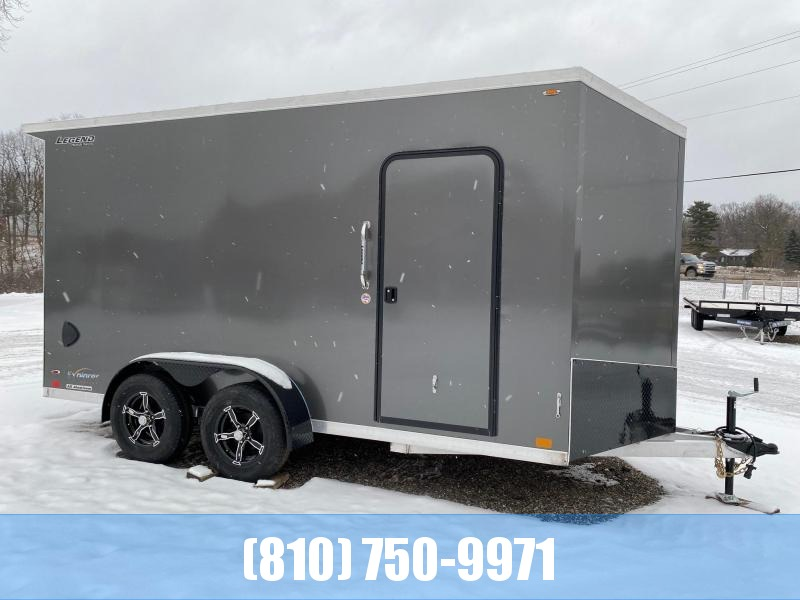 2021 Legend Trailers 7X16 Explorer Enclosed Cargo Trailer