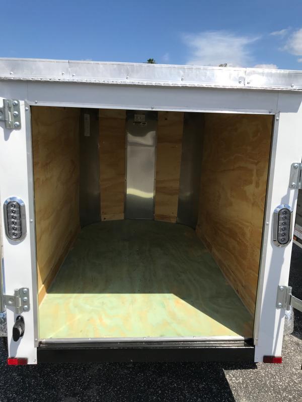2021 Arising 48VSGW Enclosed Cargo Trailer
