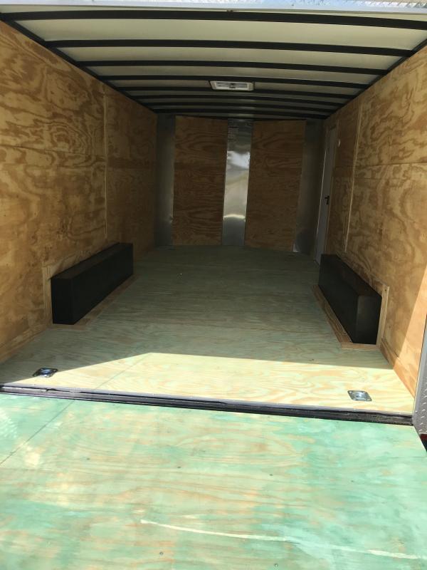 2021 Arising 8.518VTRW Enclosed Cargo Trailer