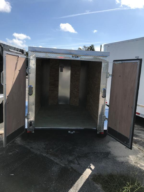 2021 Arising 56VSDW Enclosed Cargo Trailer