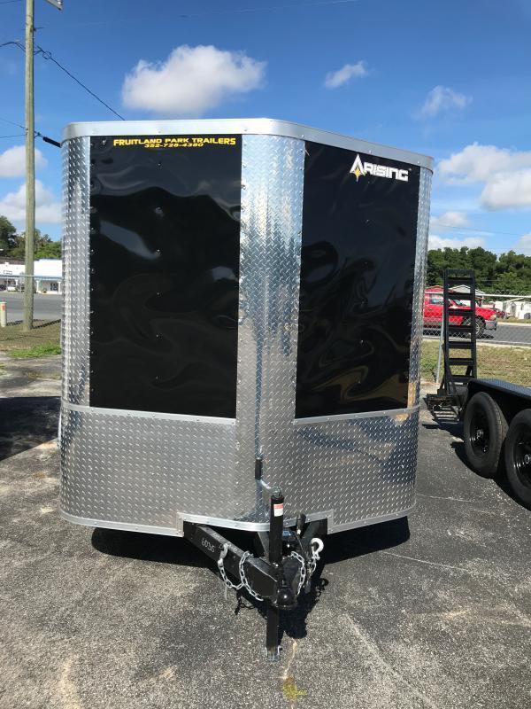 2021 Arising 714VTDB Enclosed Cargo Trailer