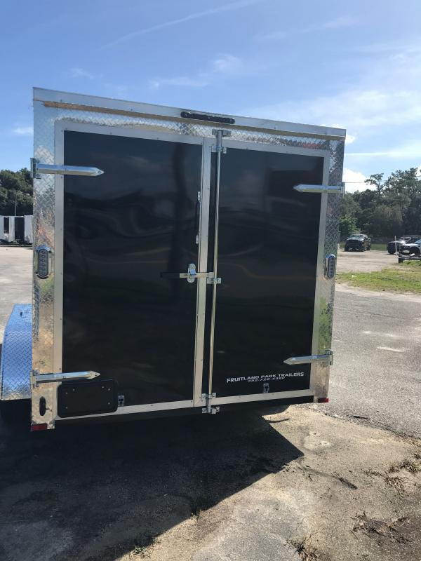 2021 Arising 712VTDB Enclosed Cargo Trailer