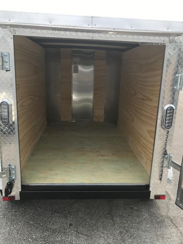 2021 Arising 48VSGB Enclosed Cargo Trailer