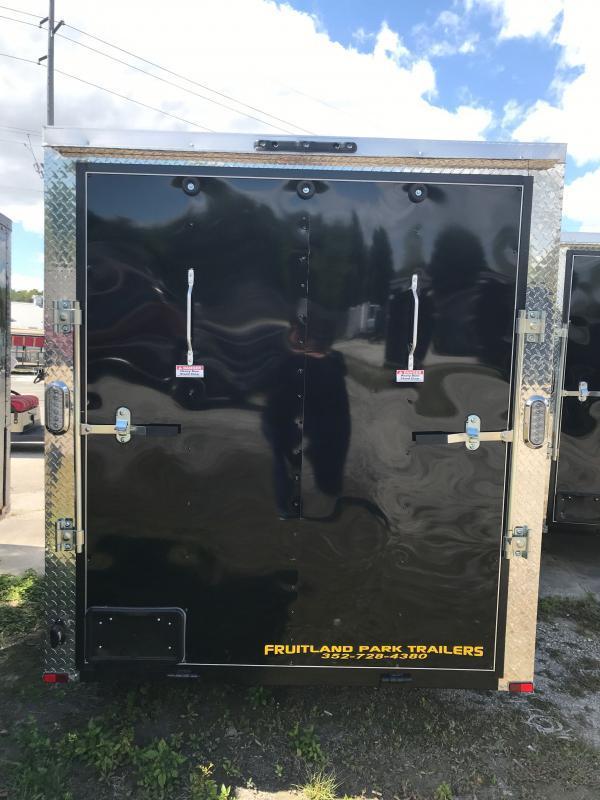 2021 Arising 612VSRMC Enclosed Cargo Trailer